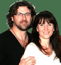 Esther Pertegal et Joaquim Marzo