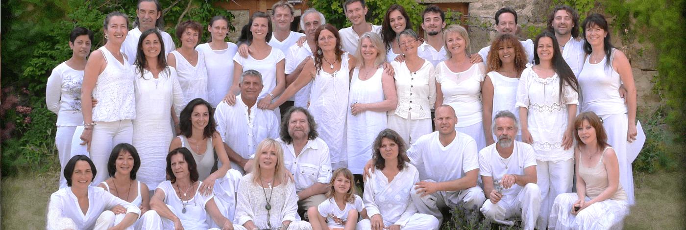 Thérapeutes formés par Marie-Johanne Croteau et Daniel Meurois