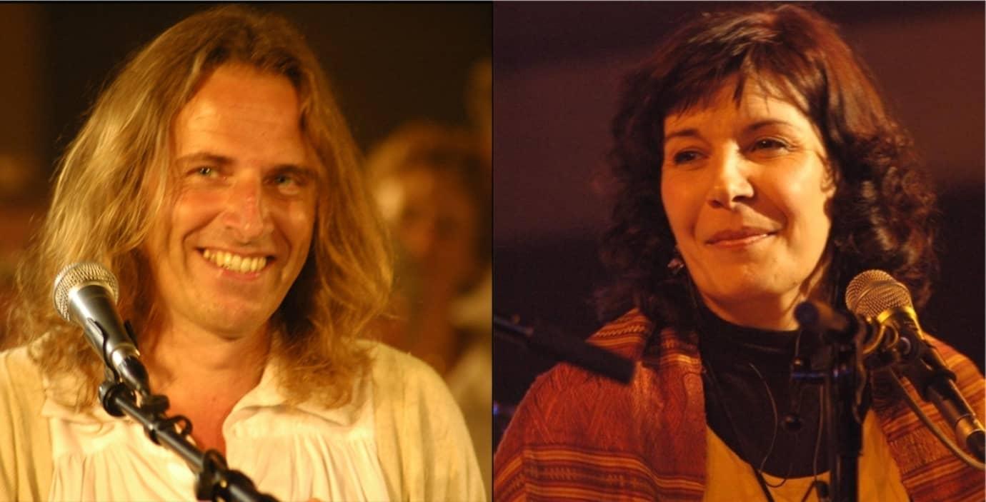 Michel Garnier et Pakoune