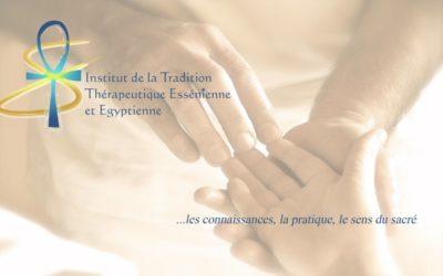 Soirée-conférence à SALERNES le 27/03/2020 sur la Tradition thérapeutique Essénienne et Egyptienne